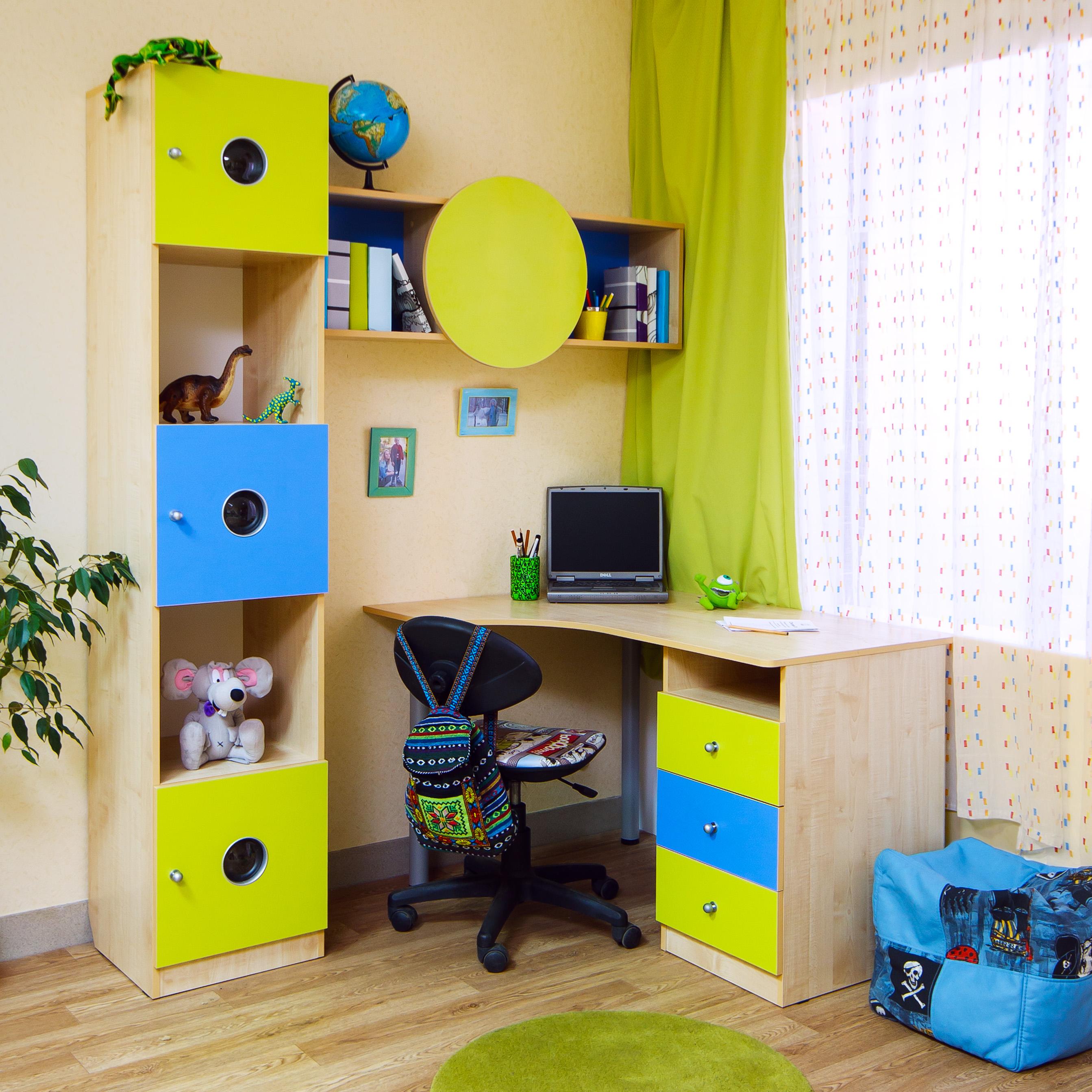 Детская комната выше радуги -цена, интернет магазин сеньор ш.